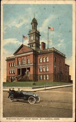 Windham County Court House