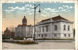Augustana College and Theological Seminary