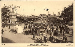British Empire Exhibition - Amusement Park