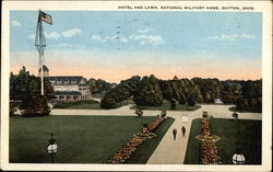 National Military Home - Hotel and Lawn
