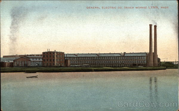 General Electric Co. (River Works) Lynn Massachusetts