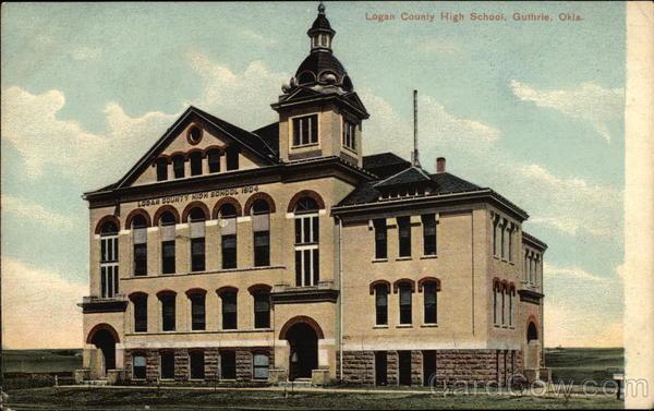 Logan County High School
