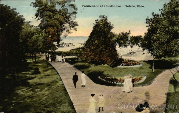 Promenade at Toledo Beach Ohio