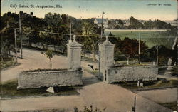 View of City Gates