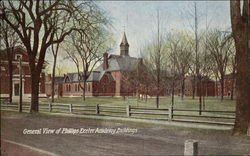 General View of Phillips Exeter Academy Buildings
