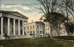 Five Front Buildings, Sailors' Snug Harbor