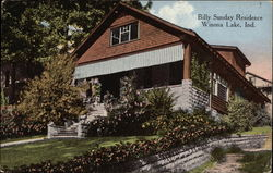 Billy Sunday Residence