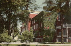 Dormitory, Earlham College