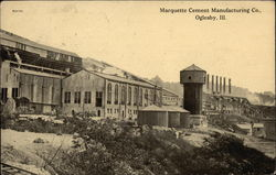 Marquette Cement Manufacturing Co