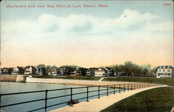Boulevard and new Sea Wall