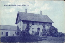 Hugh McLellan House