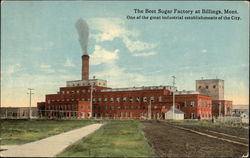 The Beet Sugar Factory