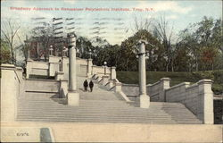 Rensselaer Polytechnic Institute - Broadway Approach