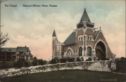 The Chapel, National Military Home