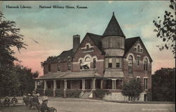 Hancock Library, National Military Home