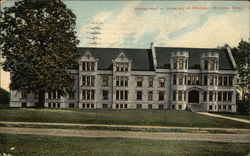 Holden Hall - University of Wooster