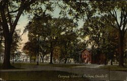 Campus, Oberlin College