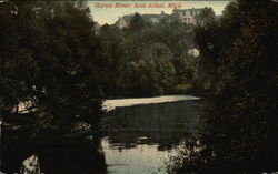 View of Huron River