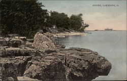 View of Shoreline