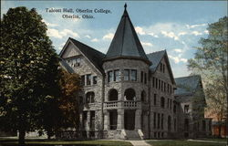 Talcott Hall, Oberlin College