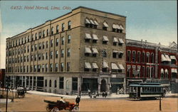 View of Hotel Norval