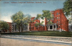 Belmont College and Auditorium