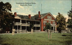 Confederate Soldiers Home