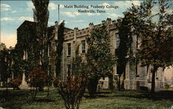 Main Building, Peabody College