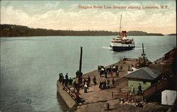 Niagara River Line Steamer
