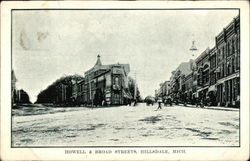 Howell & Broad Streets