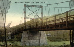 Geo. I. Treyz Bridge, 1911