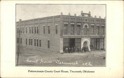 Pottawatomie County Court House