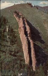 View of Devil's Slide