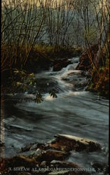 A Stream at Kanuga
