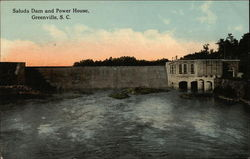 Saluda Dam and Power House