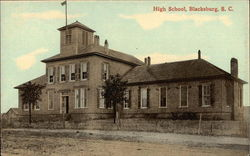 View of High School