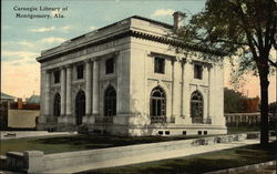 View of Carnegie Library