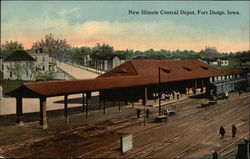 New Illinois Central Depot