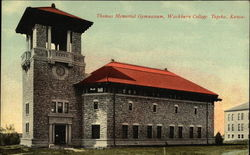Thomas Memorial Gymnasium, Washburn College