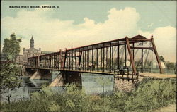 Maumee River Bridge