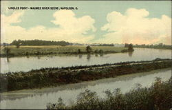 Lingles Point - Maumee River Scene
