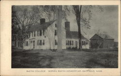 Smith College. Sophia Smith Homestead