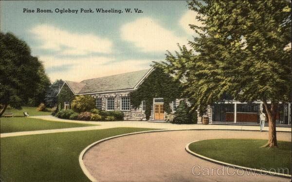 Pine Room, Oglebay Park Wheeling, WV