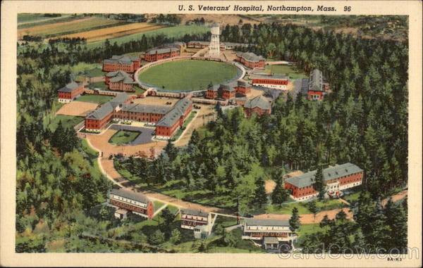 U. S. Veterans' Hospital Northampton Massachusetts