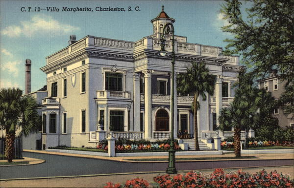 Villa Margherita Charleston South Carolina