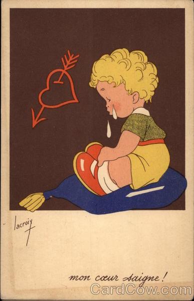 Пн-Кер Saigne!  Романтика и любовь