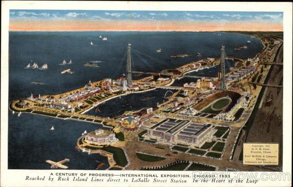 Rock Island Over Eighty Years of Service Chicago Illinois