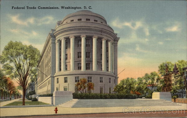 Federal Trade Commission Washington District of Columbia