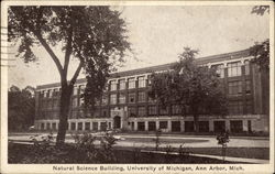 Natural Science Building, University of Michigan