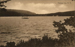 View of Lake Oquaga